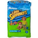 Maillots de bain jetables Huggies Little swimmers 7-12 kg