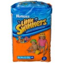 Maillots de bain jetables Huggies Little swimmers 11-15 kg