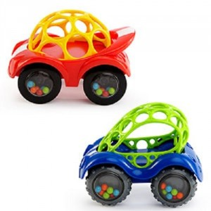 Hochet voiture Oball rattle & roll Rhino Toys