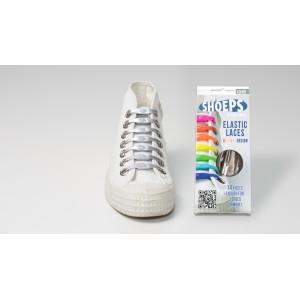Lacet shoeps argenté
