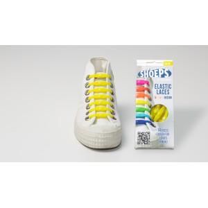 Lacet shoeps jaune