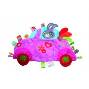 Doudou Label Label holiday girl car