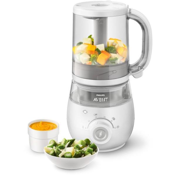 Nouveau Robot Culinaire Maxisaveurs Philips Avent