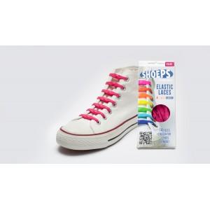 Lacet shoeps Fushia