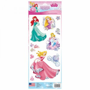 Stickers Princesse Disney 10pc