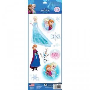 Stickers Frozen 10pc