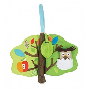 Livre bébé treetop friends Skip Hop