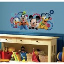Stickers géant Club de Mickey