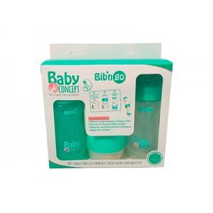 Pack biberons Bib'n go Baby Concept