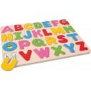 Puzzle bois éducatif «Lettre-Image»
