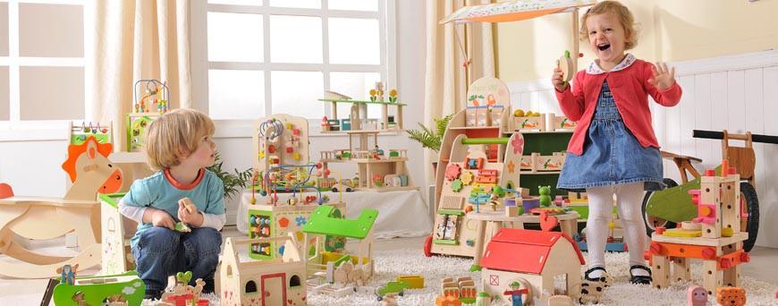 Découvrez les jouets bois éco responsable EverEarth